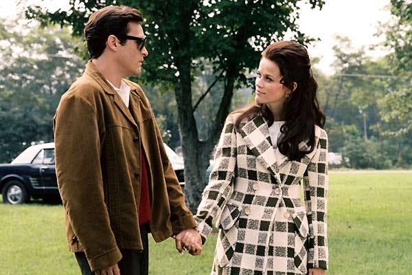 Joaquin Phoenix et Reese Witherspoon. 2005 Twentieth Century Fox