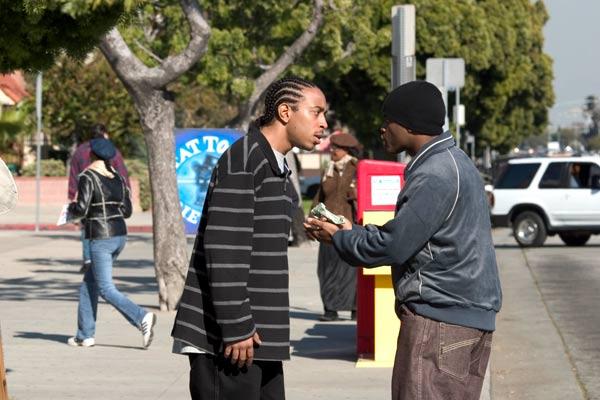 Ludacris et Larenz Tate. Metropolitan FilmExport