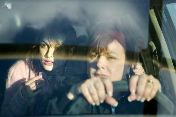 Natalie Portman et Hanna Laslo. Bac Films