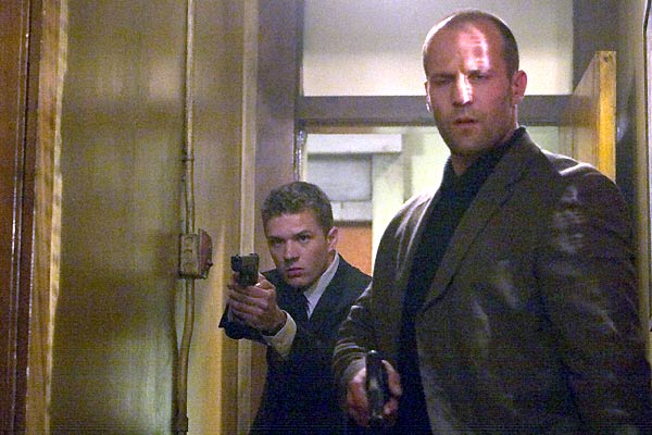 Ryan Phillippe et Jason Statham. TFM Distribution