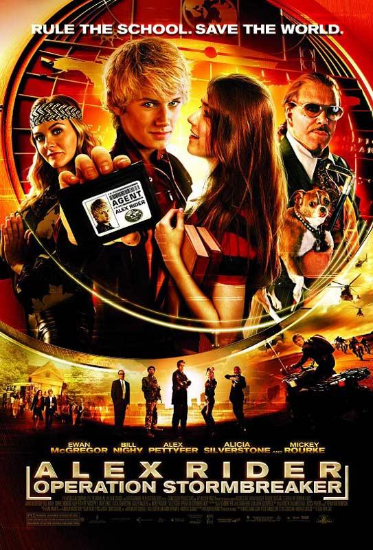 Affiche américaine. Entertainment Film Distributors Ltd