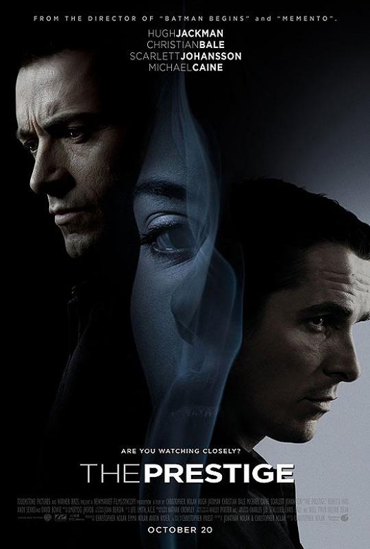Affiche américaine. Warner Bros.