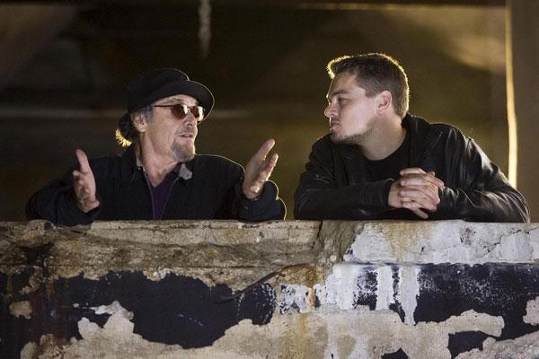 Jack Nicholson et Leonardo DiCaprio. TFM Distribution