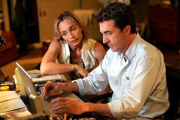 Kristin Scott Thomas et François Cluzet. 2005 - Jean-Claude Lother - Les Productions du Trésor - EuropaCorp - Caneo Films - M6 Films