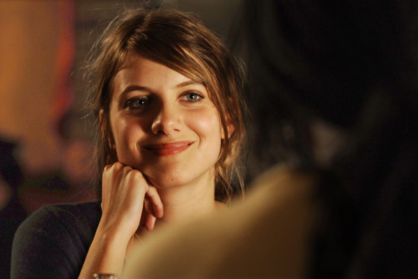 Mélanie Laurent. Mars Distribution