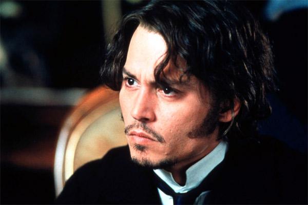 Johnny Depp. UFD