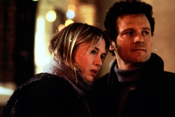 Renée Zellweger et Colin Firth.