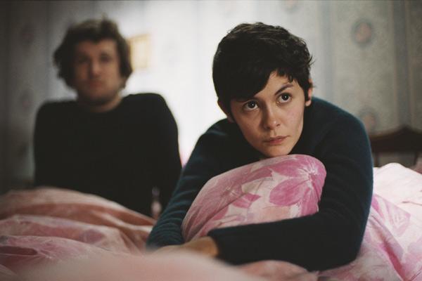 Guillaume Canet et Audrey Tautou. Pathé Distribution