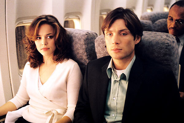Cillian Murphy et Rachel McAdams. United International Pictures (UIP)