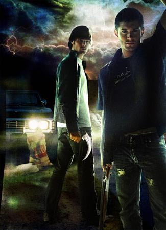 Jared Padalecki & Jensen Ackles. Warner Bros. Television