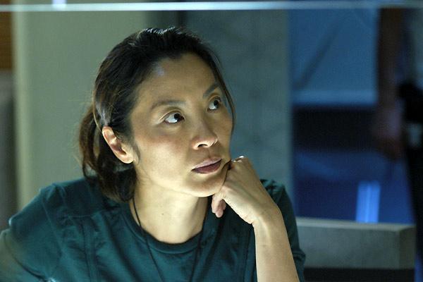 Michelle Yeoh. Twentieth Century Fox France