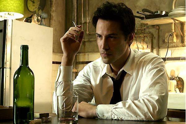 Keanu Reeves. Warner Bros. France