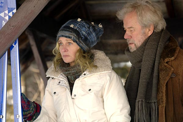 Julie Christie et Gordon Pinsent. La Fabrique de Films