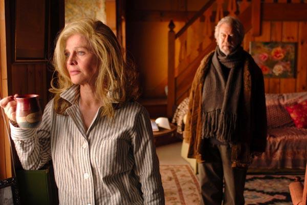 Julie Christie et Gordon Pinsent. La Fabrique de Films