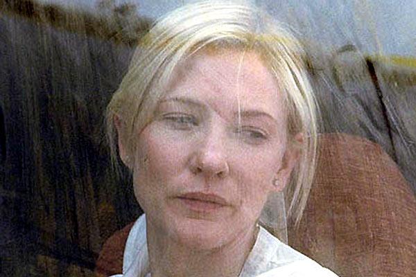 Cate Blanchett. Mars Distribution