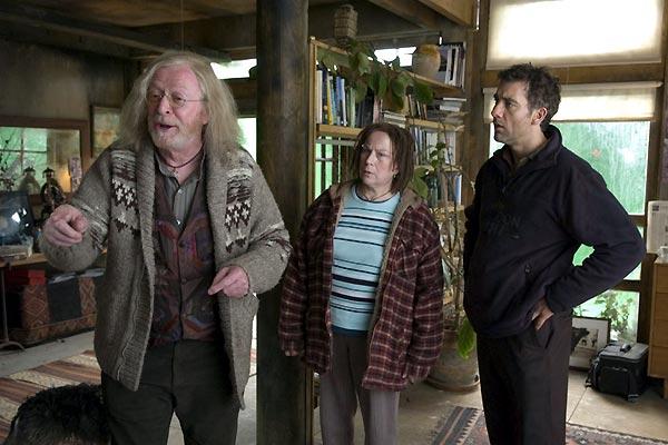 Michael Caine, Pam Ferris et Clive Owen. United International Pictures (UIP)