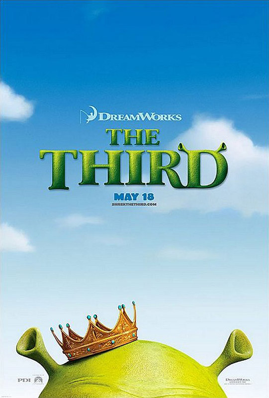 Affiche teaser américaine. DreamWorks Animation