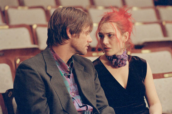Jim Carrey et Kate Winslet. United International Pictures (UIP)