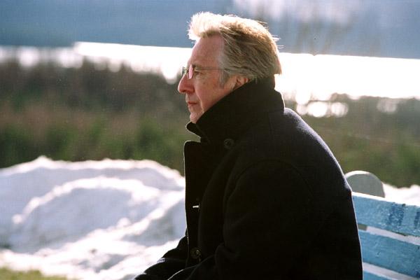 Alan Rickman. MK2 Diffusion