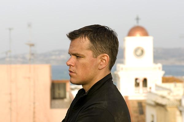 Matt Damon. Paramount Pictures France