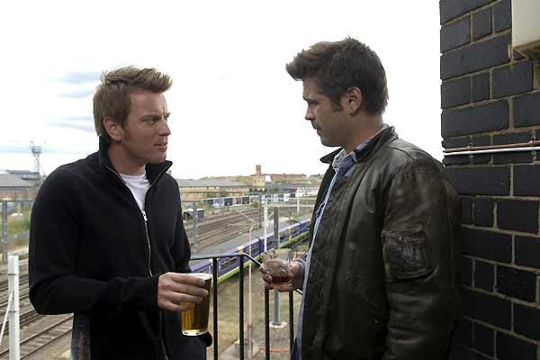 Ewan McGregor et Colin Farrell. TFM Distribution