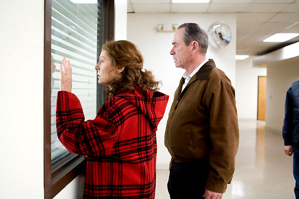 Susan Sarandon et Tommy Lee Jones. Warner Bros. France