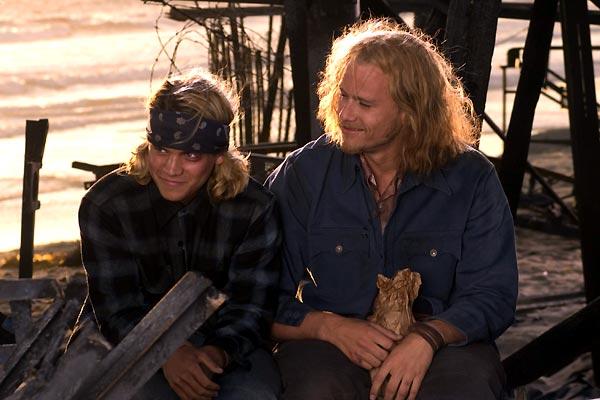 Heath Ledger et Emile Hirsch. Sony Pictures Entertainment