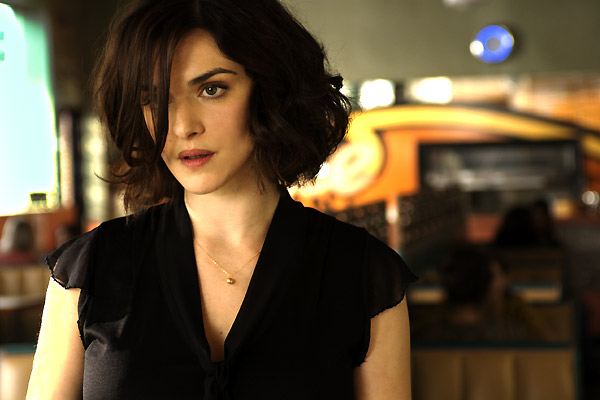 Rachel Weisz. Mars Distribution