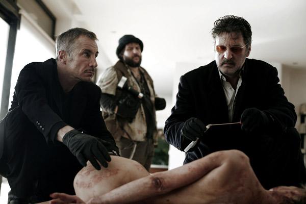 Gérald Laroche, Guy Lecluyse et Daniel Auteuil. Gaumont Distribution