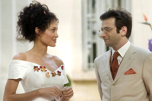 Angelina Jolie et Dan Futterman. Paramount Pictures France