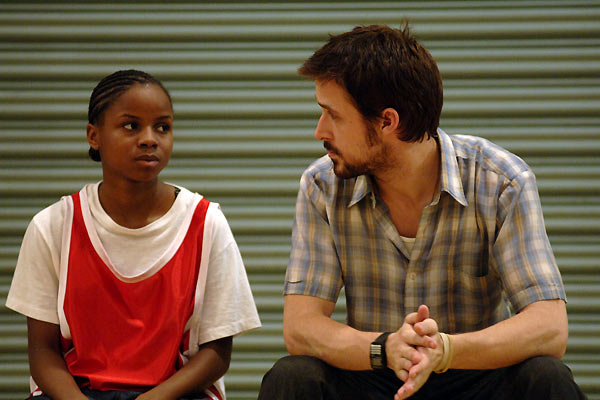 Shareeka Epps et Ryan Gosling. Colifilms Diffusion