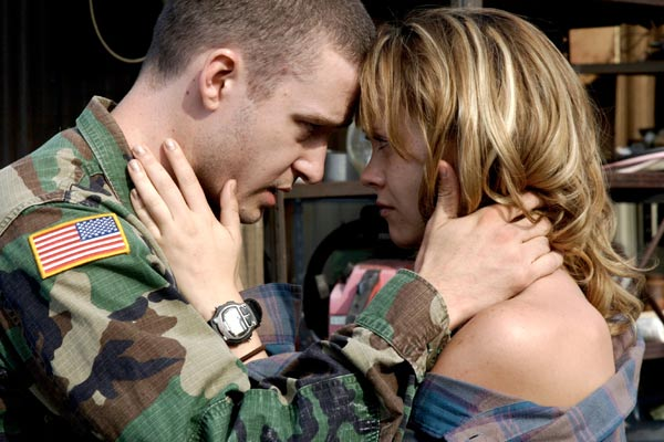 Justin Timberlake et Christina Ricci. Paramount Pictures France
