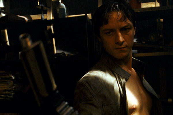 James McAvoy. Paramount Pictures France