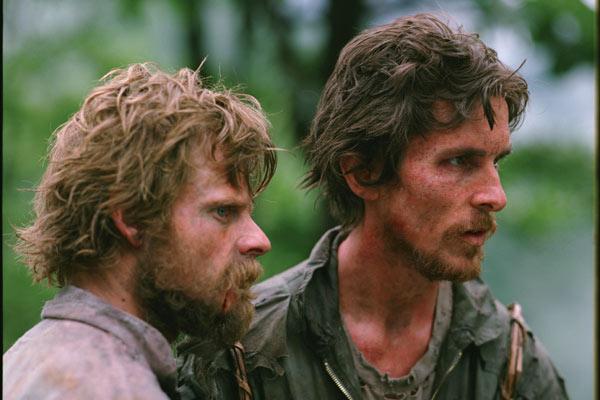 Steve Zahn et Christian Bale. Werner Herzog Filmproduktion