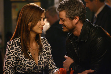 Kate Walsh & Eric Dane. Touchstone television