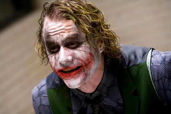 Heath Ledger. Warner Bros. France