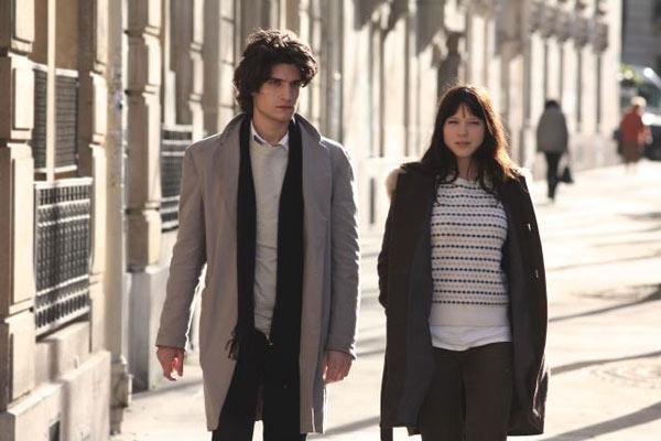 Louis Garrel et Léa Seydoux. Le Pacte