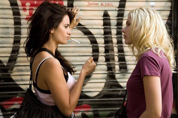 Penélope Cruz et Scarlett Johansson. Warner Bros. France