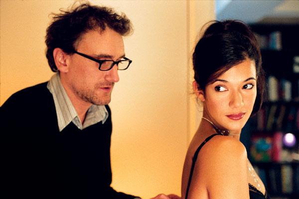 Jean-Paul Rouve et Mélanie Doutey. StudioCanal