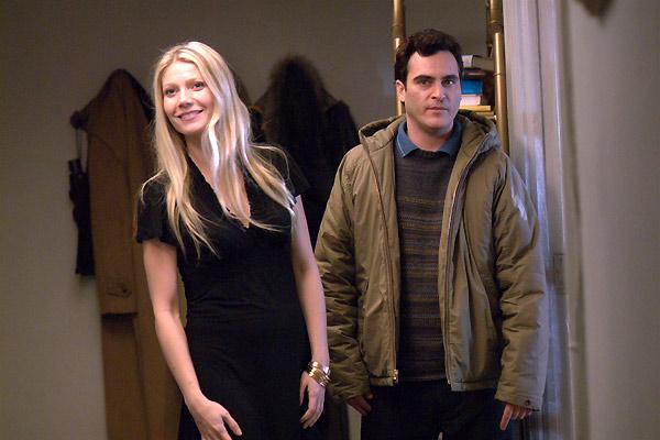 Gwyneth Paltrow et Joaquin Phoenix. Wild Bunch Distribution