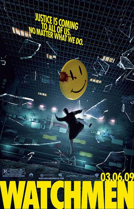 Affiche américaine. Paramount Pictures