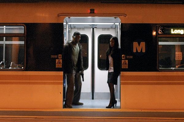 Jamie Foxx et Jada Pinkett. United International Pictures (UIP)