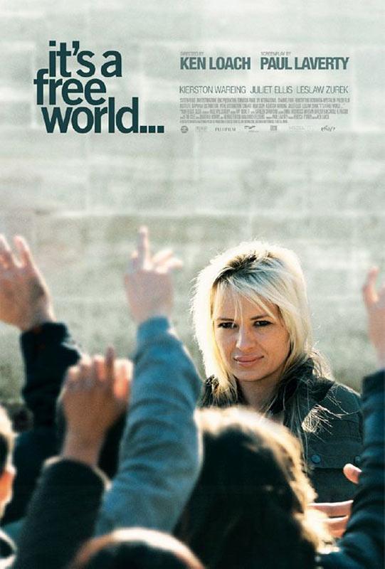 Affiche anglaise. FilmFour Ltd