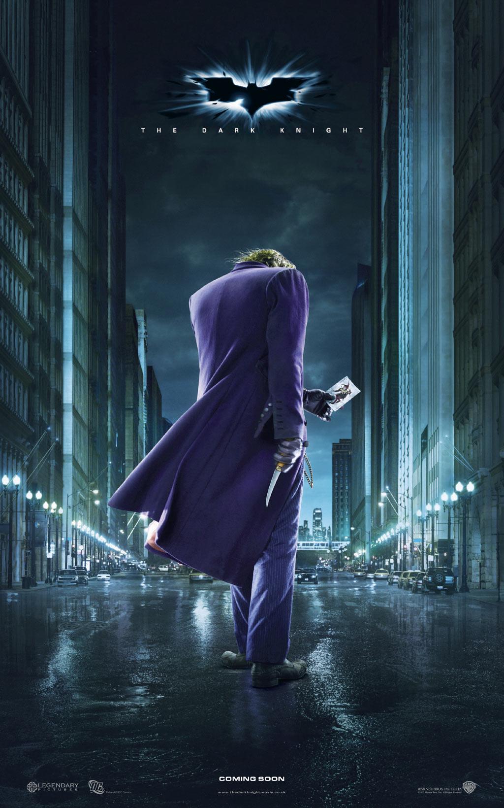 Affiche teaser américaine (HD). Warner Bros.