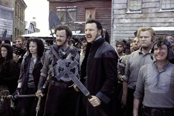 John C. Reilly, Liam Neeson, Brendan Gleeson et Gary Lewis. SND