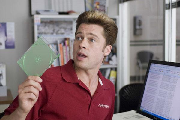 Brad Pitt. StudioCanal