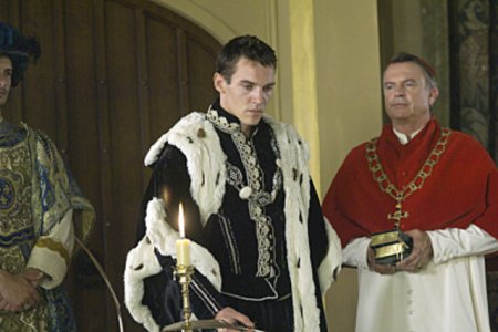 Jonathan Rhys-Meyers & Sam Neill. Sony Pictures Television International