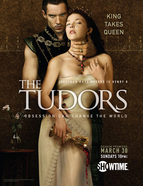 Jonathan Rhys-Meyers & Natalie Dormer. Sony Pictures Television International