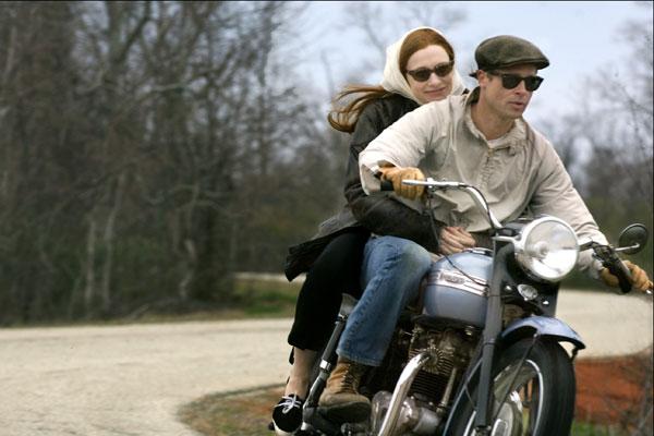 Brad Pitt et Cate Blanchett. Warner Bros. France