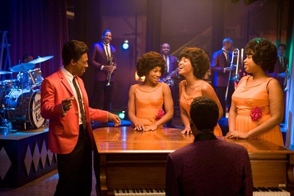 Eddie Murphy, Anika Noni Rose, Beyoncé Knowles et Jennifer Hudson. Paramount Pictures France